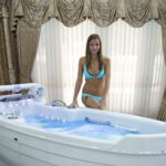Tub by RMS for spa, balneo, hotels
