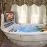 Tubs RMS CARIBBEAN PARADISE