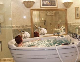 bather's luxury tub SEA BREEZE