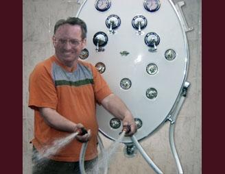 shower panels PES combi