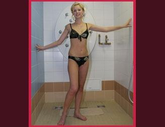 WallMounted Shower Panels PES