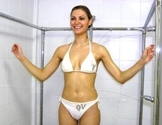 Circular Swiss Shower model Super