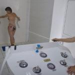 Charcot Shower treatment