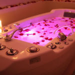 hydrotherapy tub luxury for spa